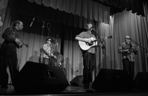 Robbie Fulks and friends (click to enlarge)