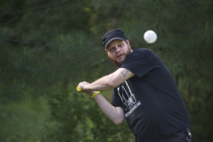 Wiffle ball at Muddy Roots Spring Weekender (Click photo to enlarge)